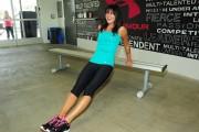 Джессика Зор, фото 1013. Jessica Szohr Armour Women's Training Event in Hollywood - 23.06.2011, foto 1013