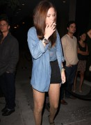 Дэйви Чейз, фото 261. Daveigh Chase at Trousdale in West Hollywood 12/08/'11, foto 261