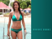 Brooke Burke : Hot Bikini Wallpapers x 4