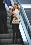 Amber Tamblyn - candids - Los Angeles International Airport - August 28, 2011 - (HQ x 8)