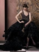Наталья Водянова, фото 376. Natalia Vodianova Steven Meisel Photoshoot 2007 for Vogue (MQ), foto 376