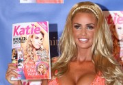 "Katie Price (Jordan) Launches Her New Magazine ""Katie: My Magazine"" in London September 7th HQ x 19"