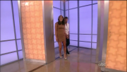 Hope Solo- &amp;quot;The View&amp;quot; Interview 9/8/11- *Tight dress/ legs+booty*