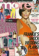 Frankie Sandford-More Magazine September 5th 2011