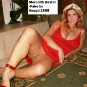 Meredith baxter birney fake nude rather