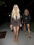 Мариз Уэлле, фото 163. Maryse Ouellet at BOA restaurant in Beverly Hills - 08/10/11, foto 163