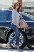 Eva Longoria Stops By a Salon in West Hollywood, 13 October, x22