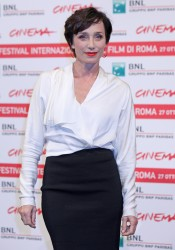 Кристин Скотт Томас, фото 75. Kristin Scott Thomas 'The Woman in the Fifth' Photocall at the International Rome Film Festival (30.10.2011), foto 75