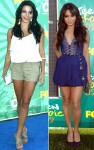 Who has the nicer legs? Jenna Dewan vs. Vanessa Hudgens (HQ's)