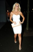 Дженнифер Эллисон, фото 929. Jennifer Ellison the Playground in Liverpool - 17/12/11, foto 929