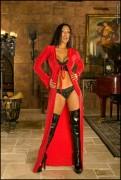 Priya Rai - Hot Stuff in Black Boots