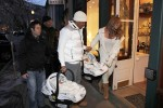Мэрайя Кэри, фото 6109. Mariah Carey December, 31 2011 Out & about in Aspen, foto 6109