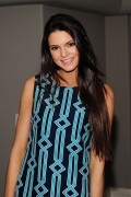 Kendall Jenner posing for photos in Los Angeles, 17 January, x3
