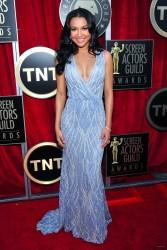 Ная Ривера, фото 175. Naya Rivera 18th Annual Screen Actors Guild Awards at The Shrine Auditorium in Los Angeles - 29.01.2012, foto 175