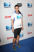 Жордин Спаркс, фото 422. Jordin Sparks DIRECTV's Sixth Annual Celebrity Beach Bowl in Indianapolis - 04.02.2012, foto 422