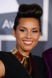 Алиша Киз (Алисия Кис), фото 3032. Alicia Keys 54th annual Grammy Awards - 12/02/2012 - Red Carpet, foto 3032