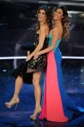 Белен Родригез, фото 224. Belen Rodriguez - revealing Sanremo Festival day 2 - Feb 15, foto 224