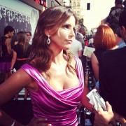 Charisma Carpenter - 'The Expendables 2' Premiere Los Angeles - August 15, 2012