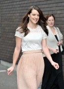 Michelle Ryan - Arriving At Itv Studios 21st August 2012 HQx 24