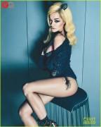 Rita Ora GQ Magazine September 2012 x2